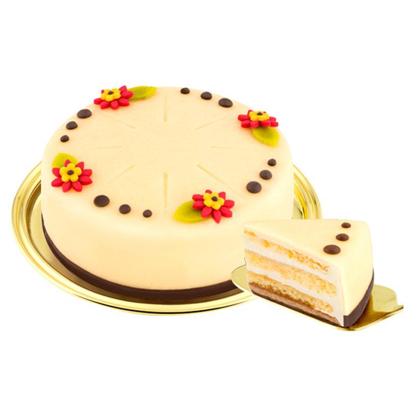 Lubeck Art Marzipan Cake