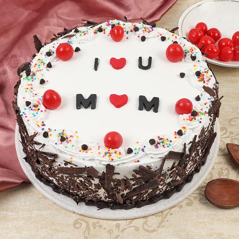 Luv Mom Black Forest Cake