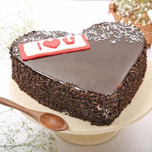 Luxuriant Black Forest Cake