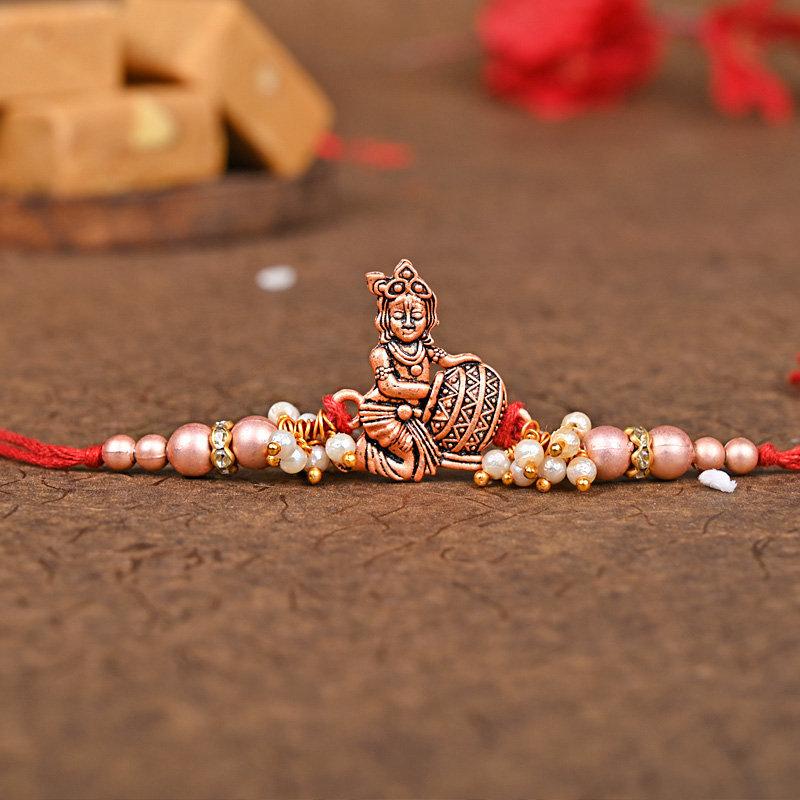 Makhan Chor Rakhi - One Designer Rakhi