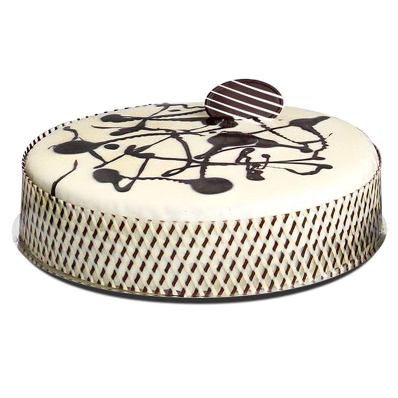 Marbleous Mud Cake