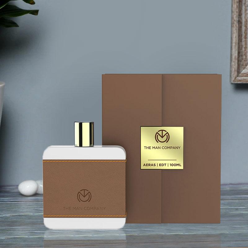 Masculine Fragrance - AERAS EDT Eau de Toilette - 100 ml