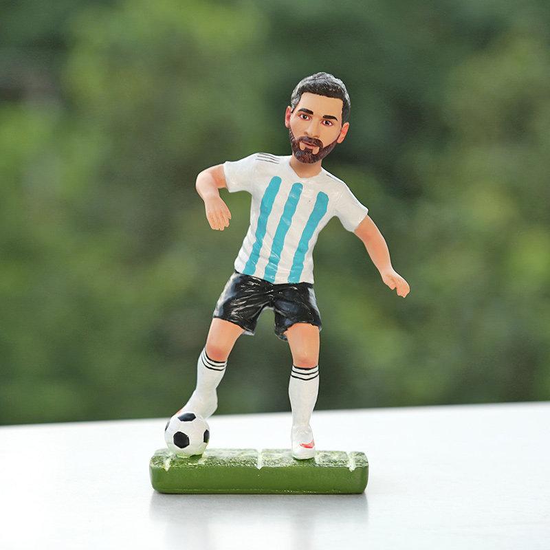 Messi 3D Figurine