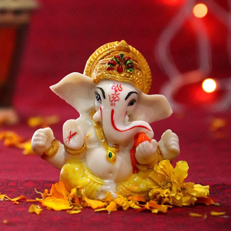 Mini Ganesha Idol