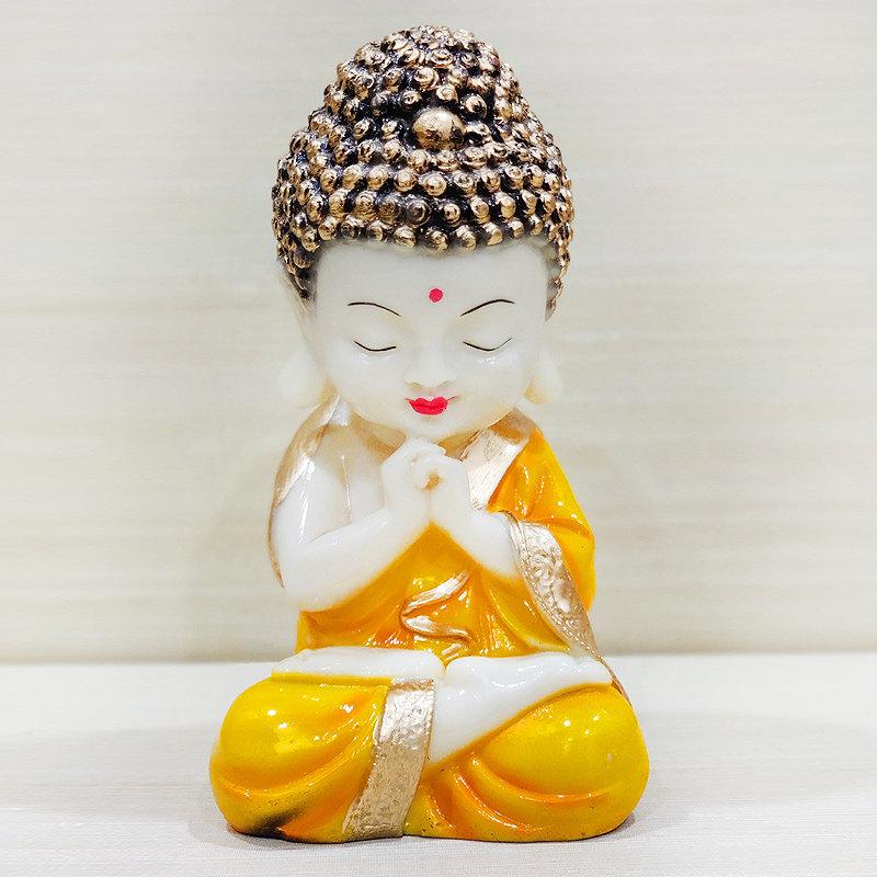 Mini Monk - Material - Rezine