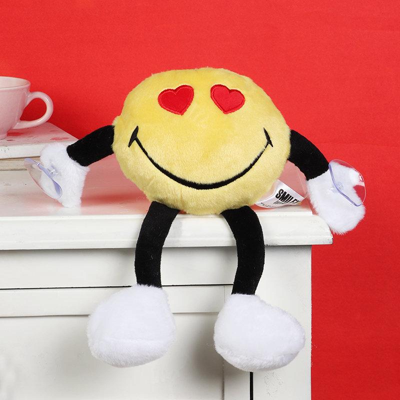 Mr Smiley Heart Eyes