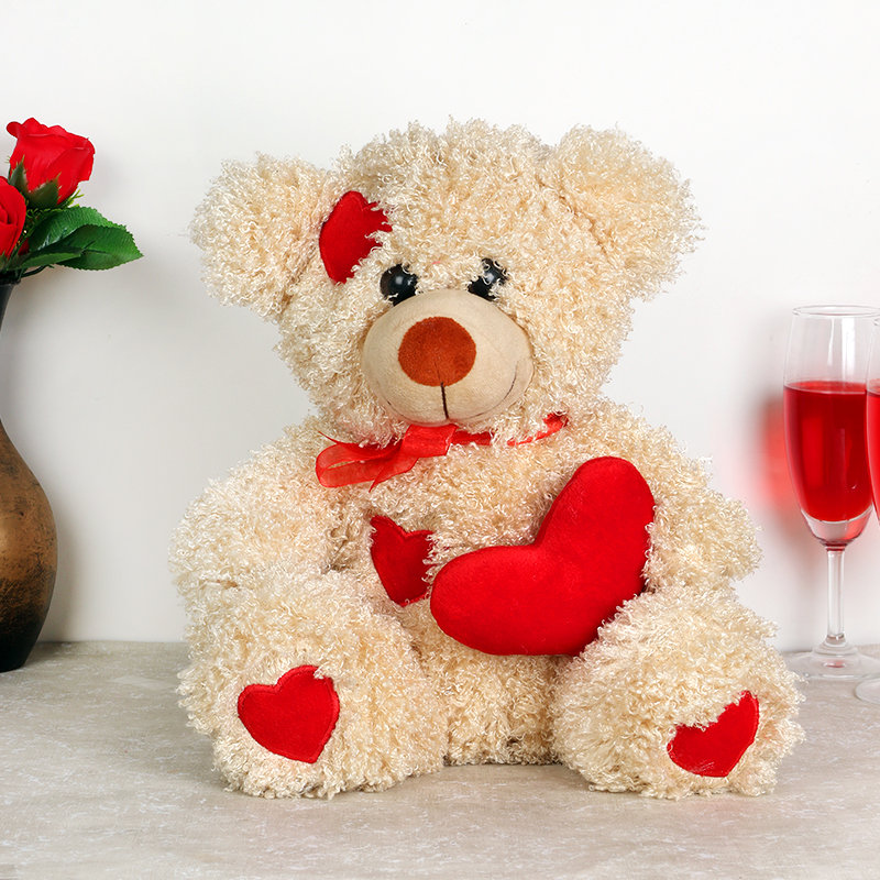 Teddy Gift For Your Sweetheart