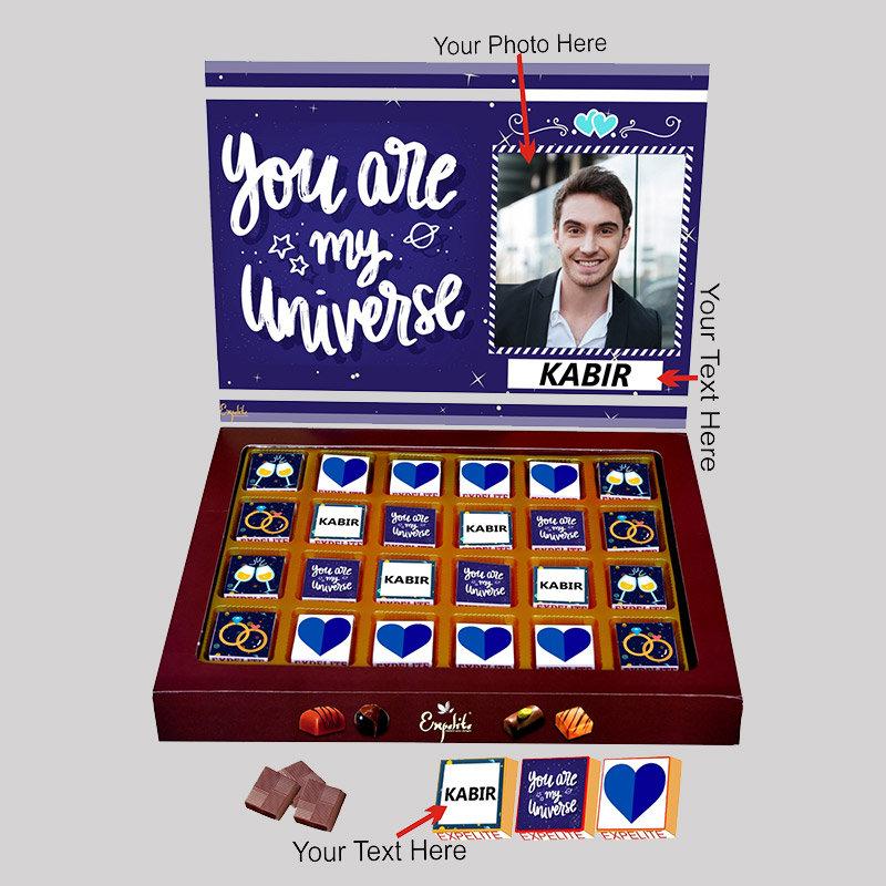 My Universe Vday Choco Box