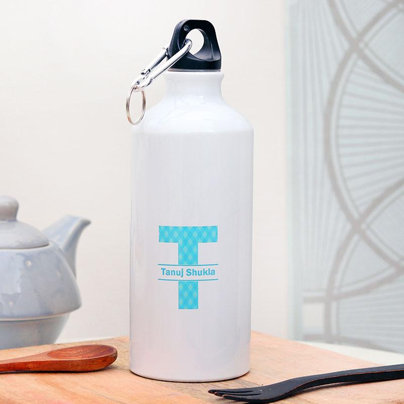Name Personalised Water Bottle
