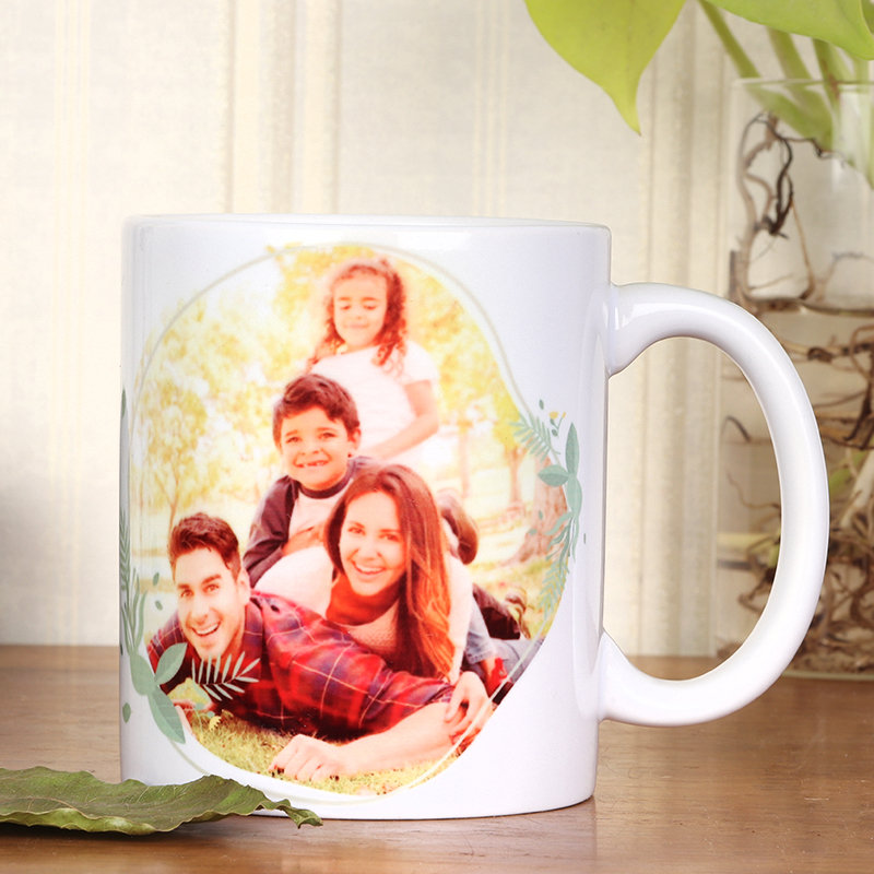 Nature Loving Family Mug