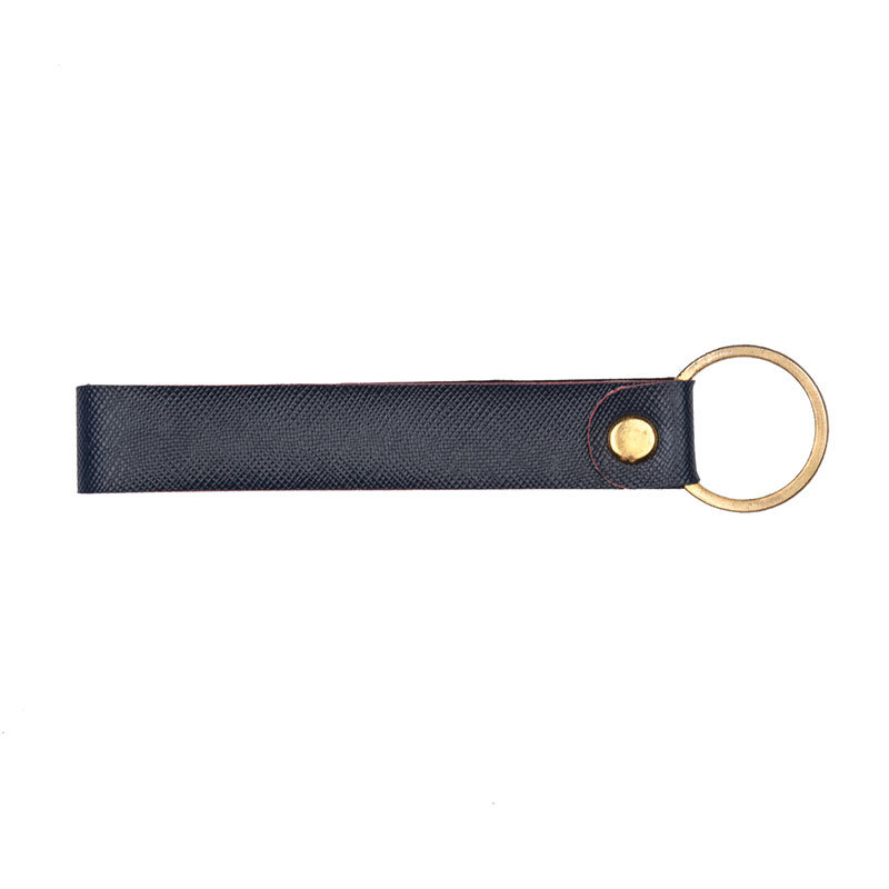 Fathers Day Navy Blue Keychain