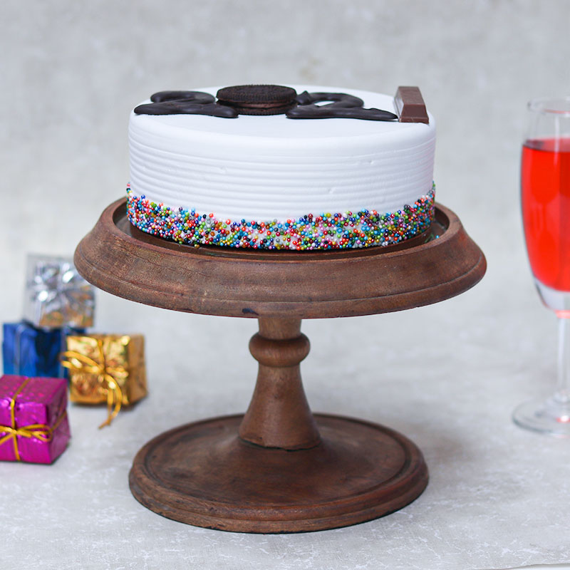 New Year 2021 Cake