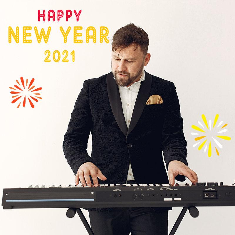 New Year Piano Tunes