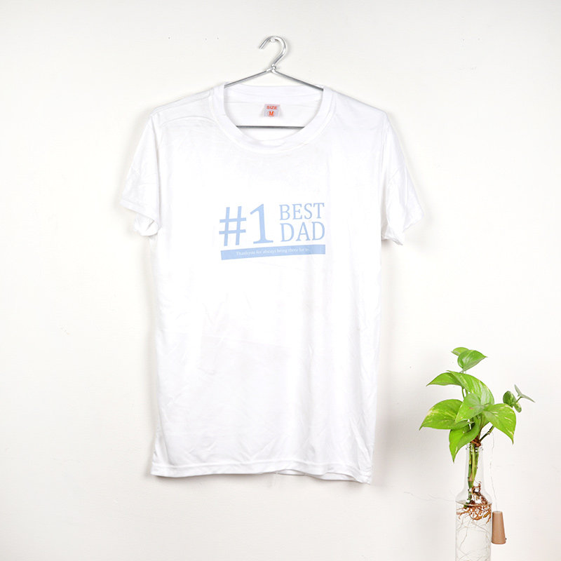 Number One Dad Shirt