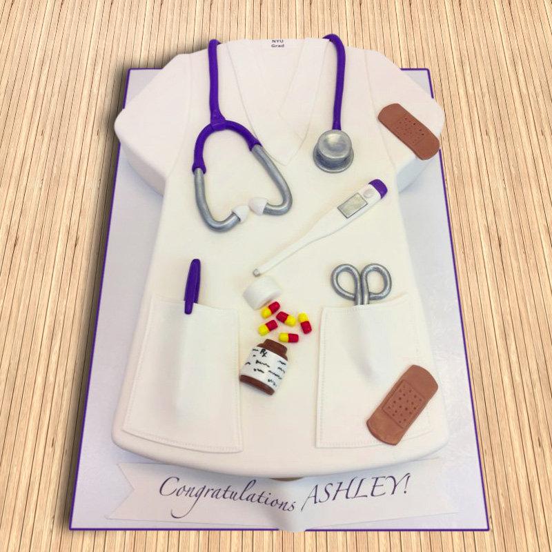 Nursing theme cake