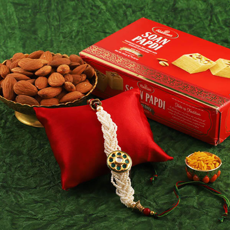 Nutty Rakhi Sweet Combo