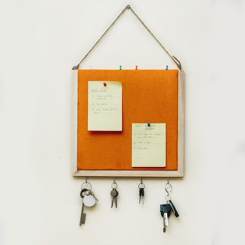 Orange Utility Board