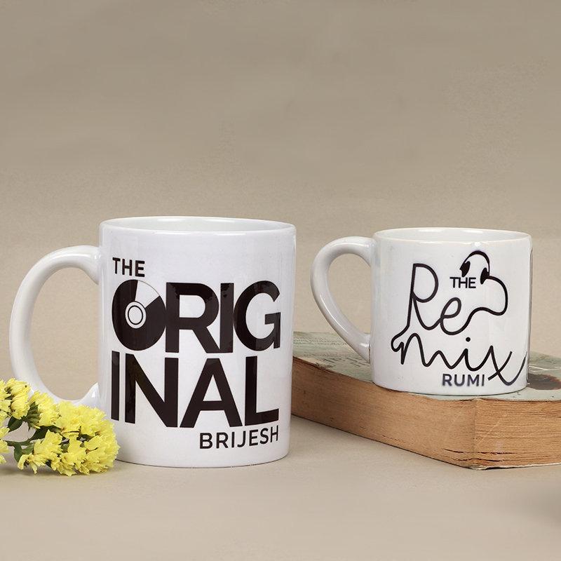 Original Remix Custom Cup Mug