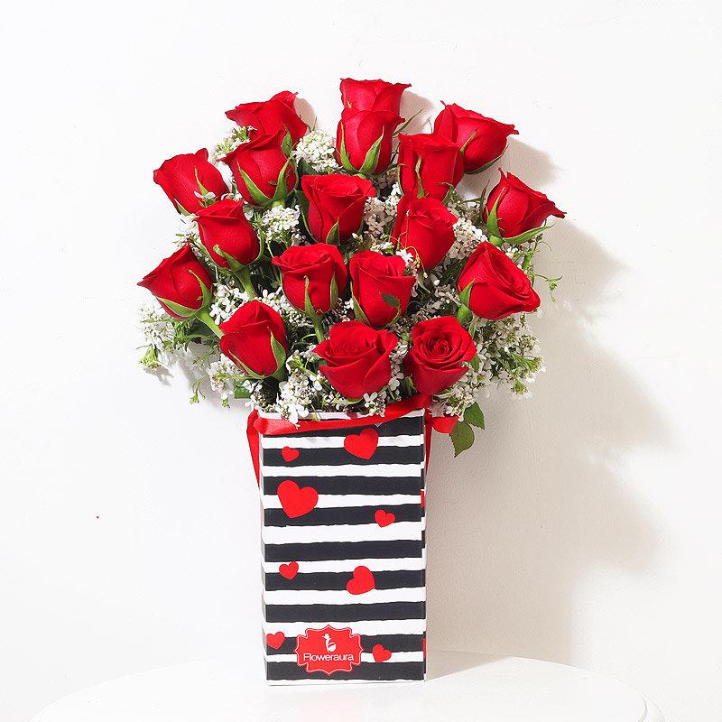 Love Rose Box Combo