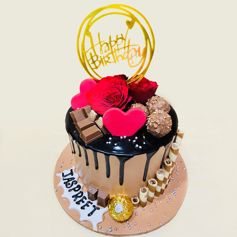 Sponge Cake For Celebration - Same Day Home Delivery