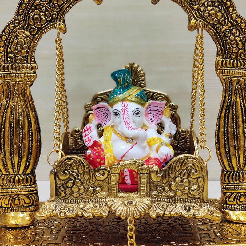 Pagdisurya Ganesha Idol