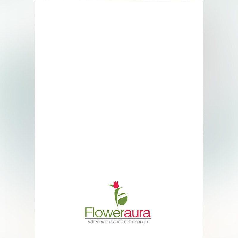 Plain view of Happy Birthday E-Card for Partner