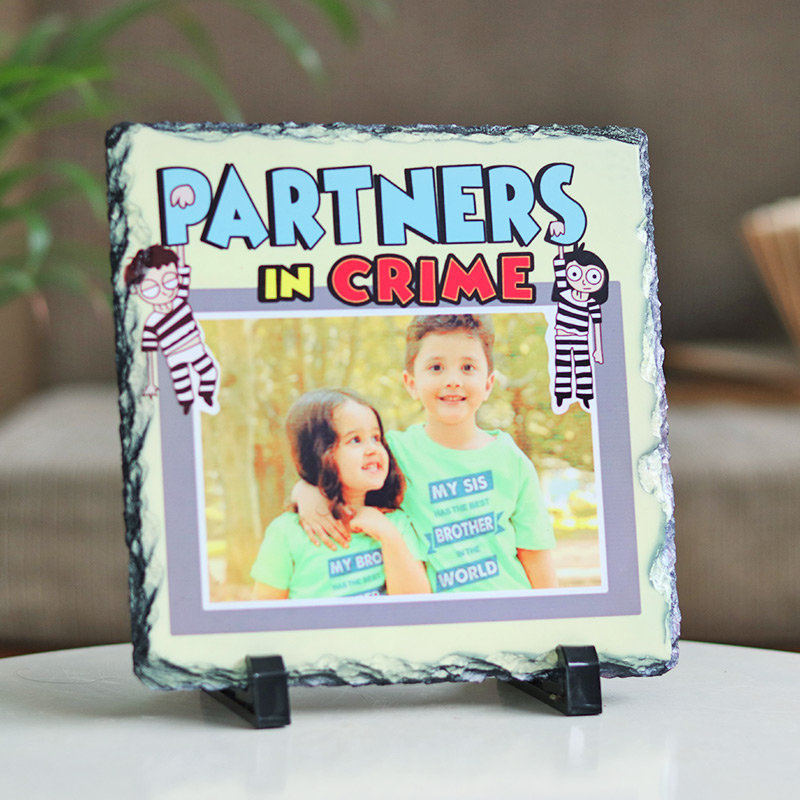Partners in Crime Tile