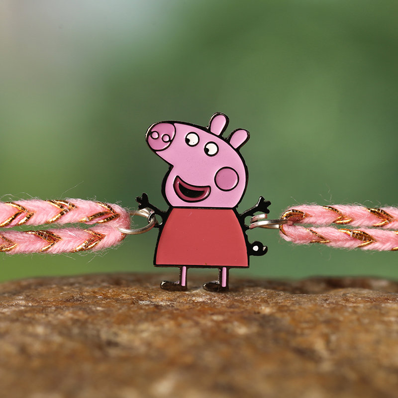 Peppa Pig Rakhi