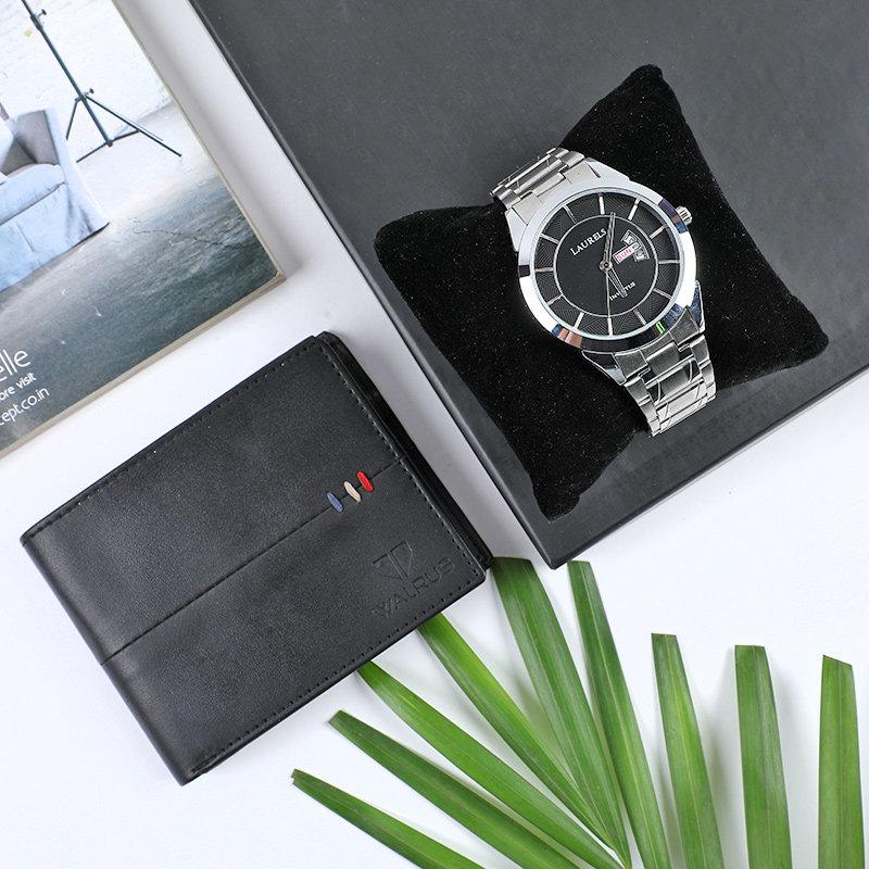 Perfect Watch N Wallet ComboA Premium Wallet