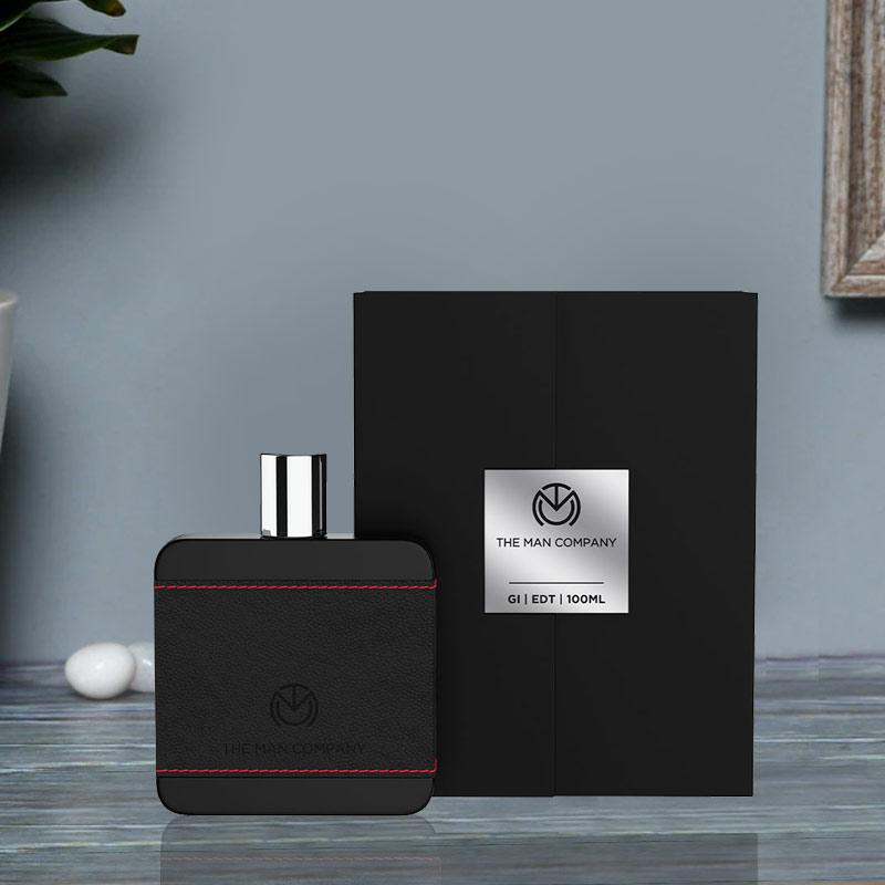 Perfume De Men - GI EDT Eau de Toilette - 100 ml