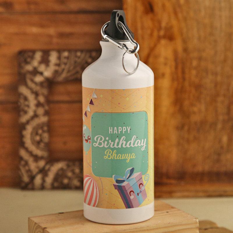 Personalised Birthday Bottle