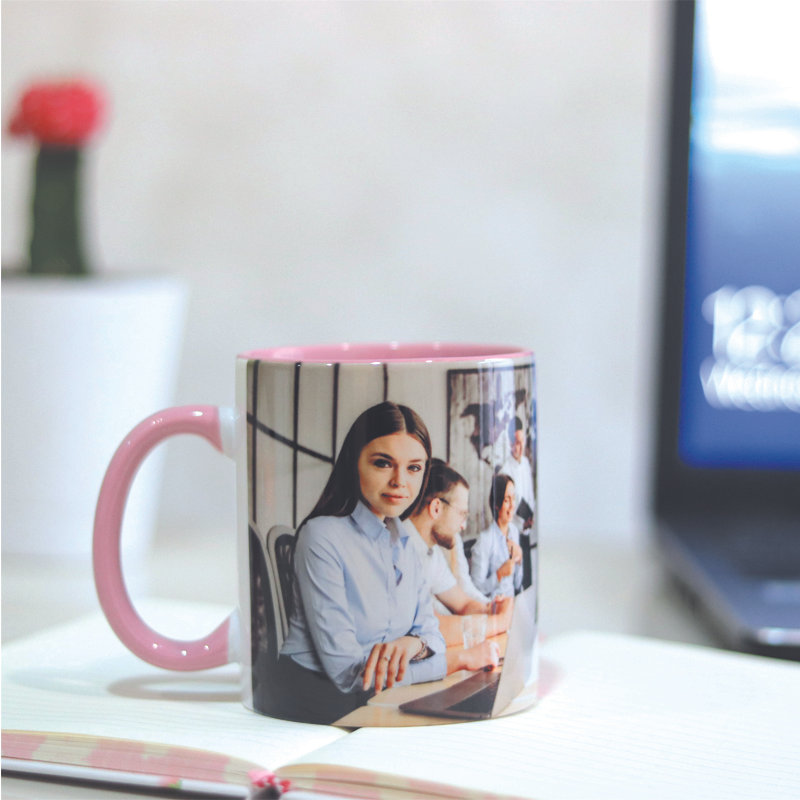 Personalised Boss Mug