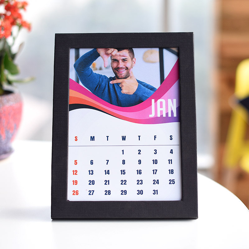 Personalised calendar