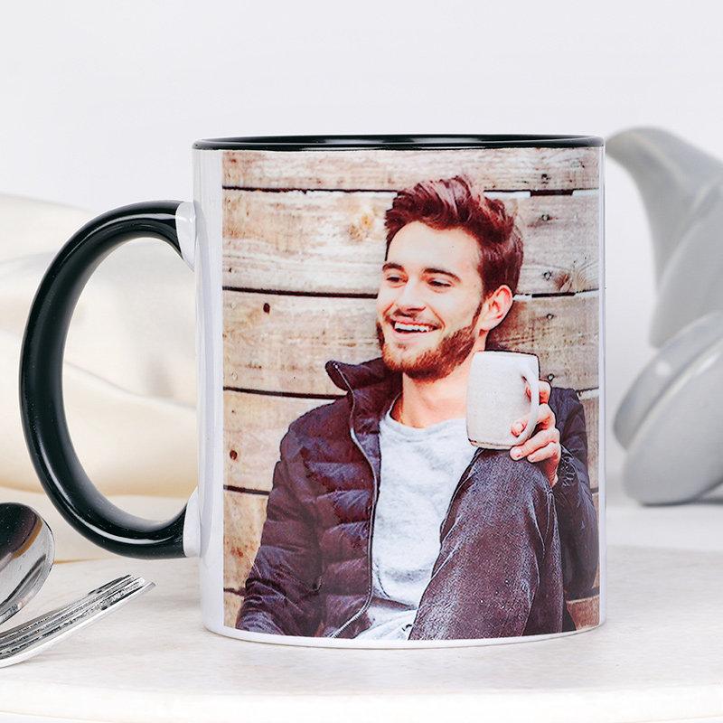 Personalised Coffee Mug - Anniversary Gift