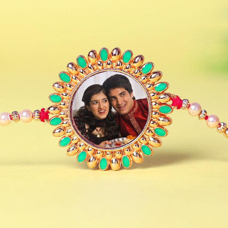 Personalised Designer Rakhi for Brother