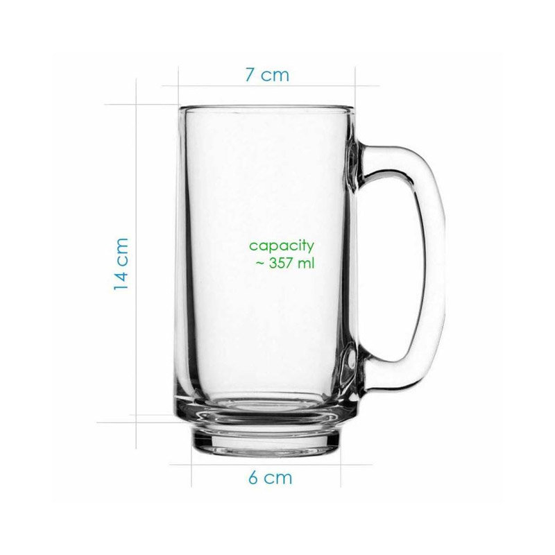 Personalised Beer Mugs For Fathers Day