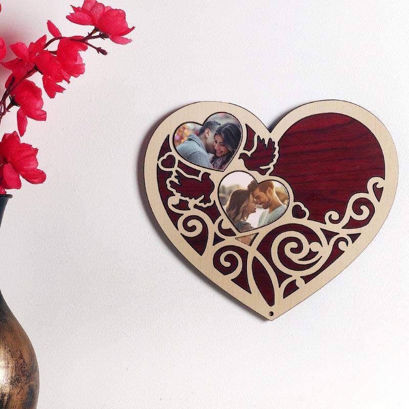 Personalised Heart Plank