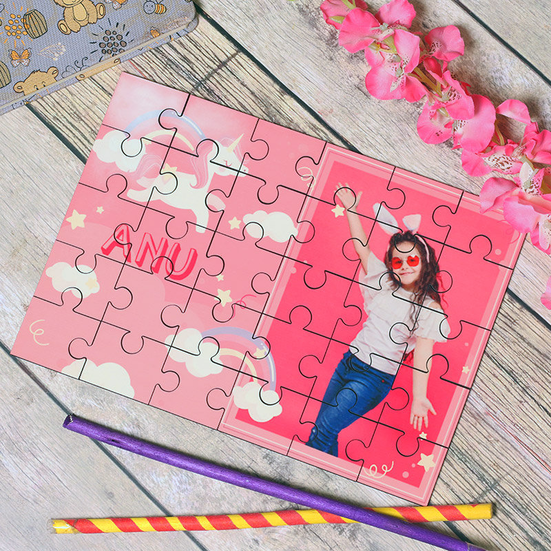 Personalised Jigsaw Puzzle - Personalised Puzzle