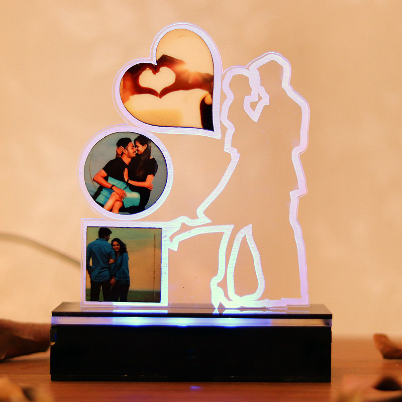 Personalised Led Tabletop