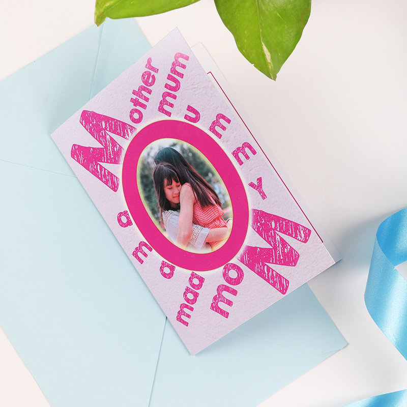 Personalised Mothers Day Greeting