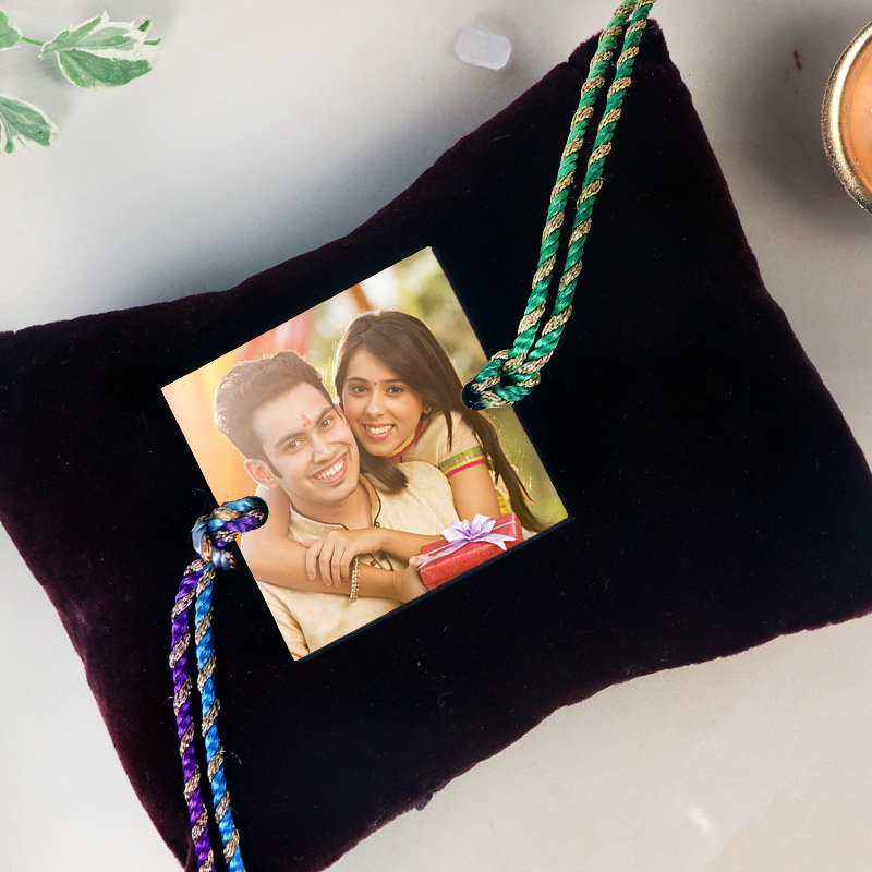 Personalised Rakhi for Brother
