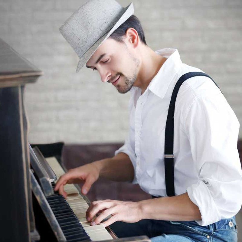 Personalised Piano Tune For Your Wishes