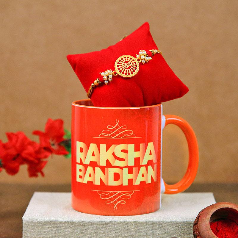 Personalised Rakhi Combo