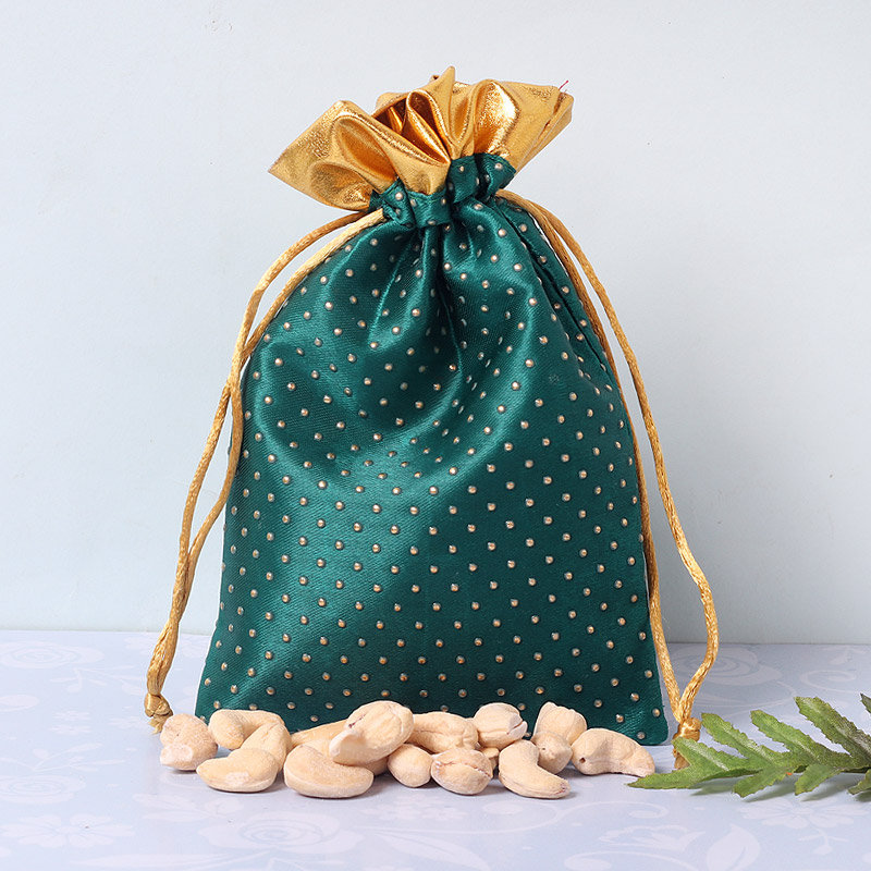 Potli in Personalised Mug and Dry Fruits for Sister - Rakhi Gifts for Sister Online
