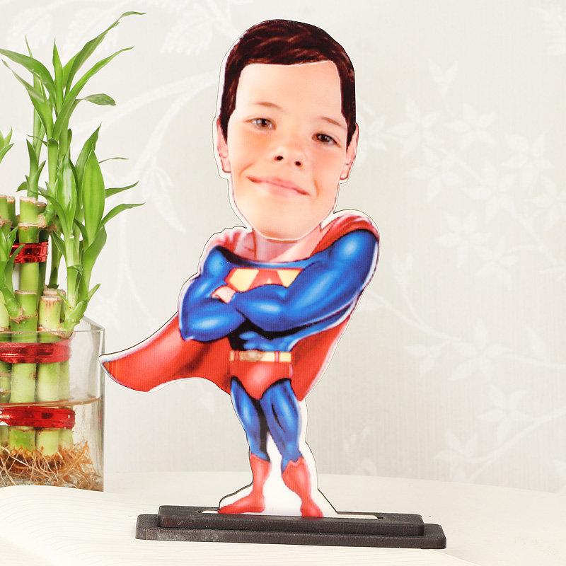 Personalised Superman Caricature