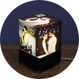 Personalized Photo Lamps