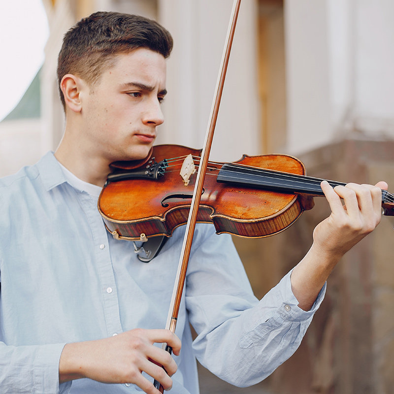 Give a Voice to Your Emotions With Violin