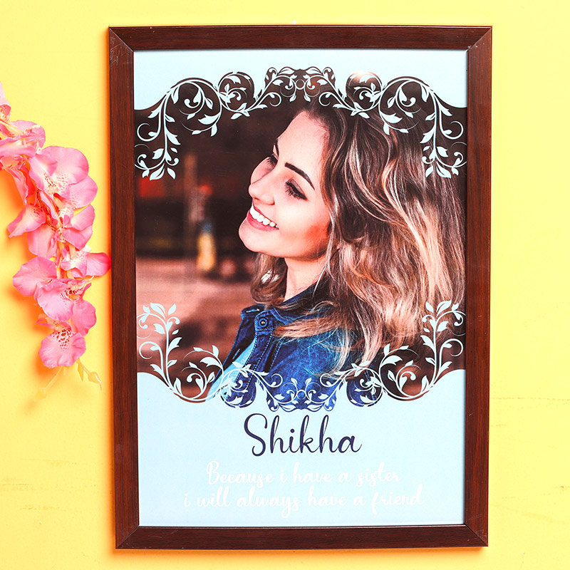 Personalised Wall Frame