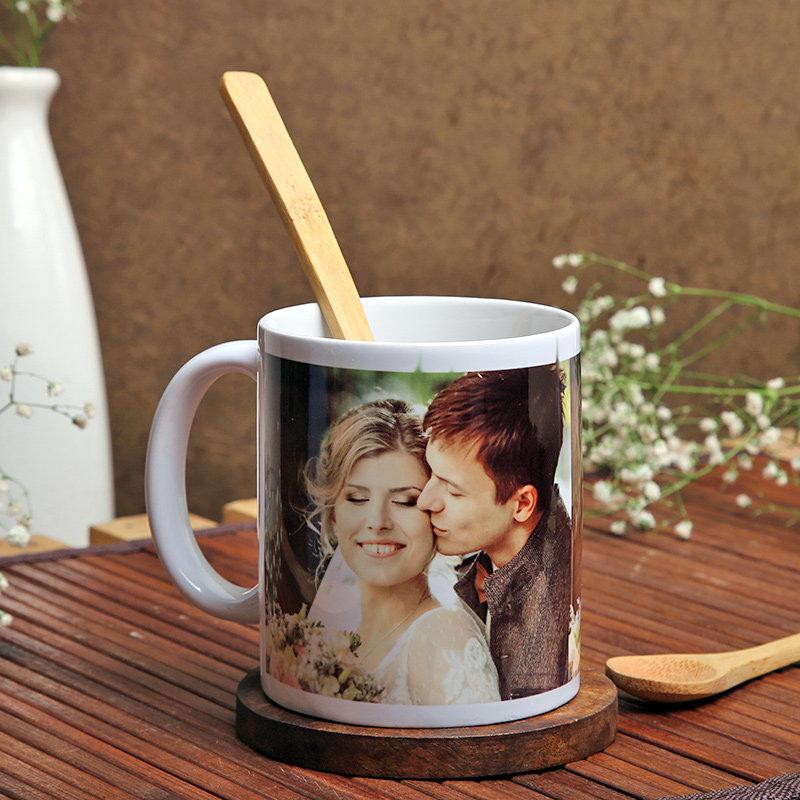 Personalised White Mug