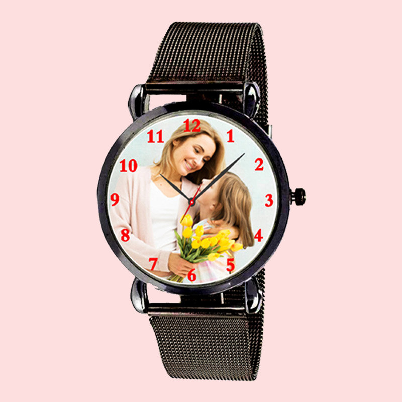 Personalised Round Watches for Women